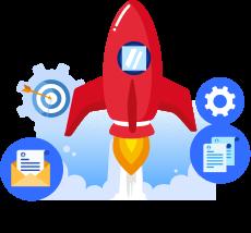 digital rocket